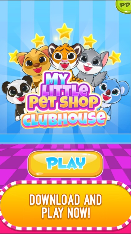 My Little Pets Playhouse - Mini Clubhouse and Playground for Baby Pets screenshot-4