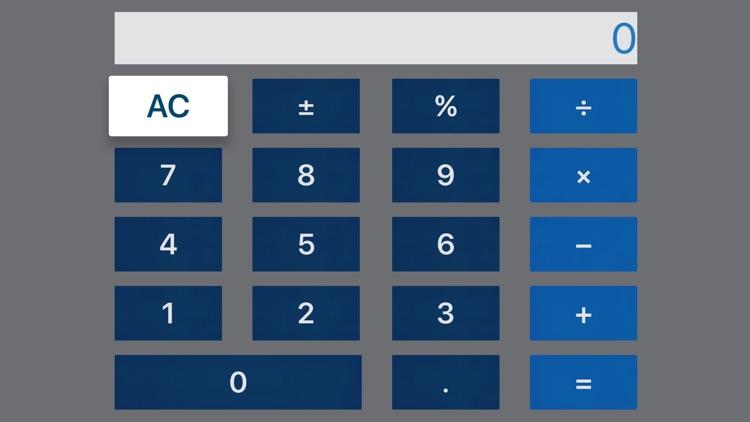 The Big Calculator