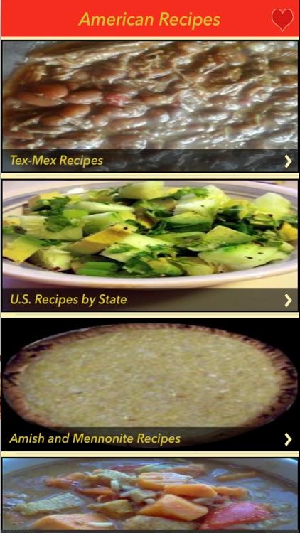 2000+ All American Recipes