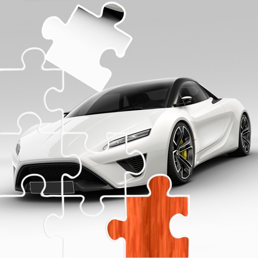 SportsCars Puzzles icon
