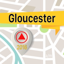 Gloucester Offline Map Navigator and Guide
