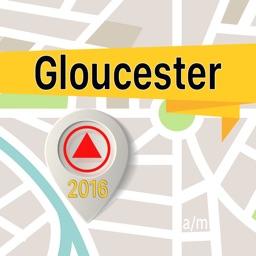 Gloucester Offline Map Navigator and Guide