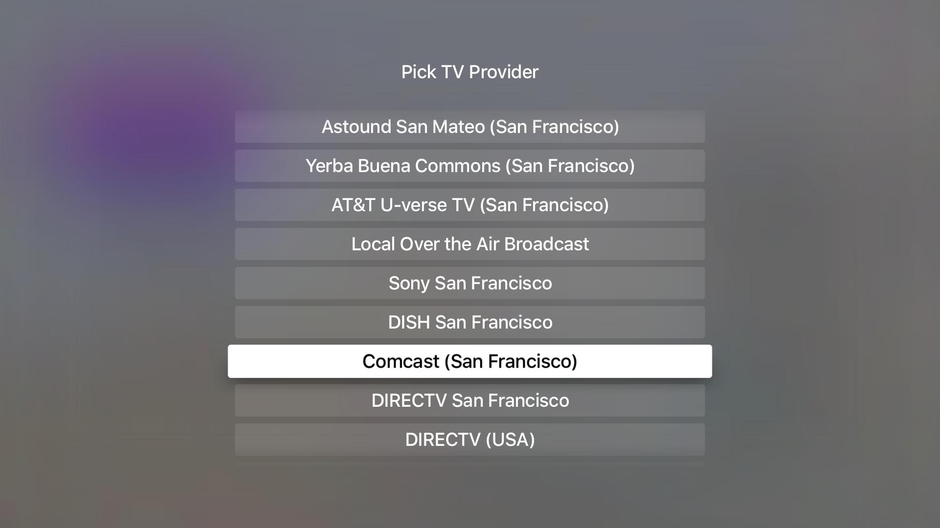 Channels — Live TV screenshot 5