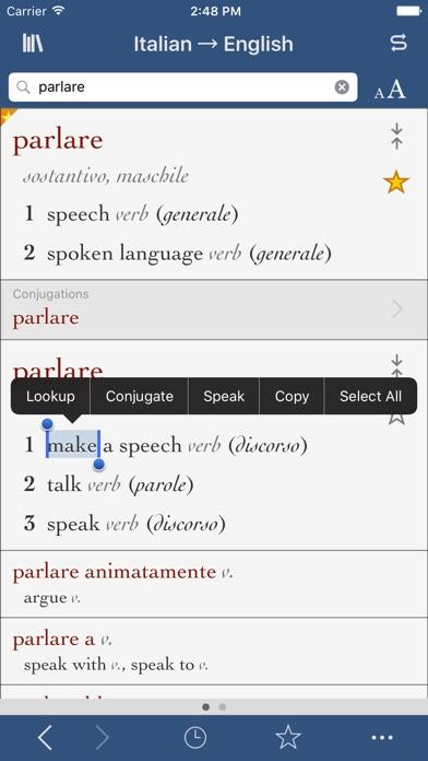 translate italian to english pdf