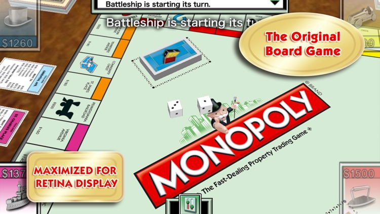 MONOPOLY Game screenshot-0