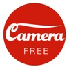 Red Dot Camera Free - Manual Rangefinder Style Camera for iPhone