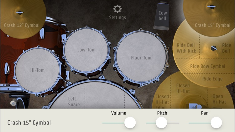 DrumKick screenshot-2