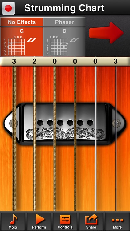 moForte Guitar screenshot-0