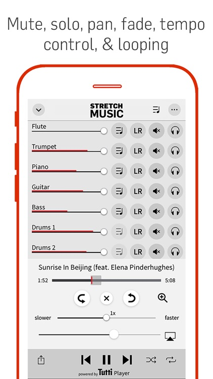 Stretch Music screenshot-1