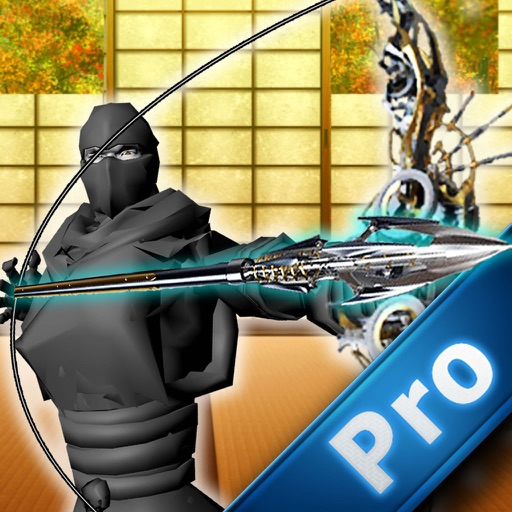 A Green Ninja PRO - The Archer Master Legend