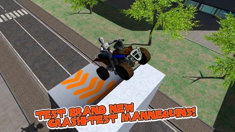 Turbo Crash Test Simulator 3D Full