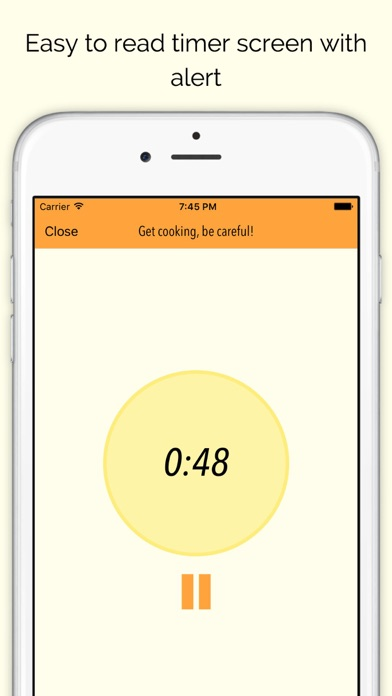 Egg Boiling Timer screenshot three