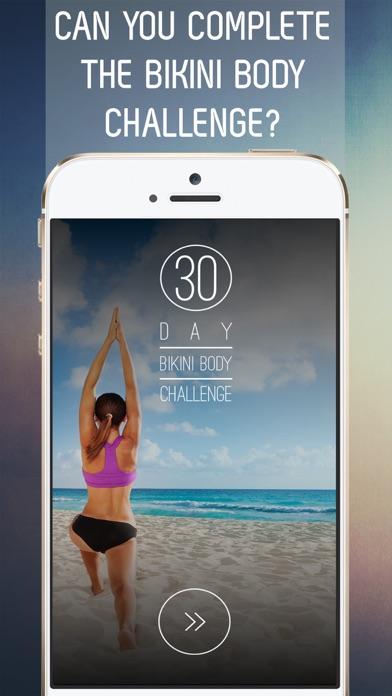 30 Day Bikini Body Workout Challenge for Full Body Toneのおすすめ画像1