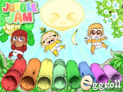 Screenshot #4 pour Jungle Jam - Enfants bienvenus