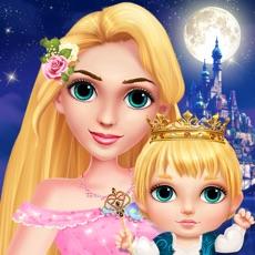 Activities of Rapunzel: Fairytale Baby