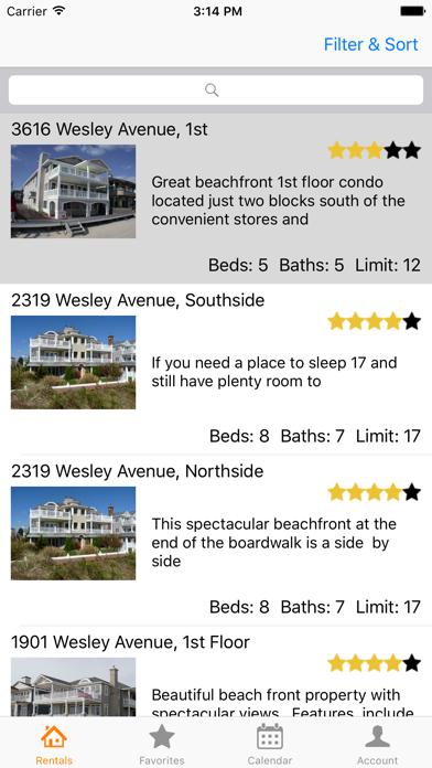 OC Rental Finder screenshot one
