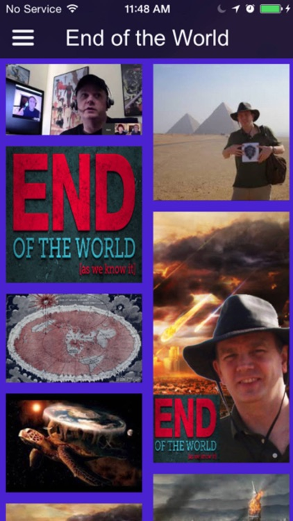 Mark Sargent's Survival Guide to the End of the World as You know it - P.S. its Flat! screenshot-3