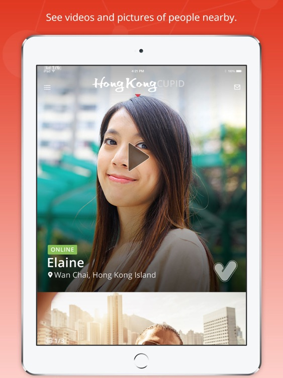 Hong Kong Social - Free Online Dating Chat App