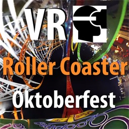 VR Virtual Reality Oktoberfest Roller Coaster Rides