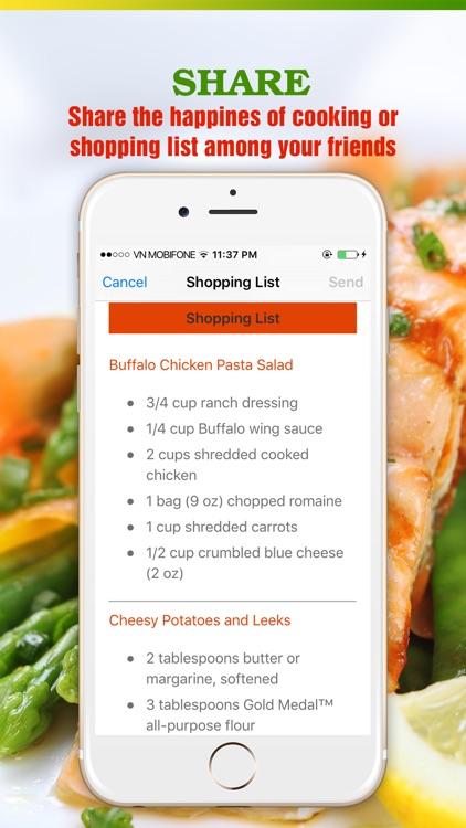 Side Dish Recipes screenshot-4