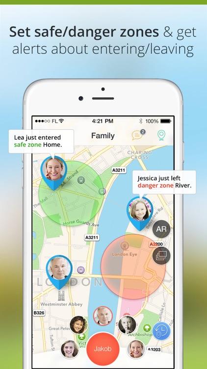 Family Locator and GPS Tracker screenshot-4