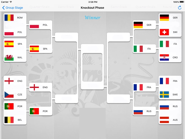 PREDICTION of UEFA EURO 2016 FRANCE screenshot-2