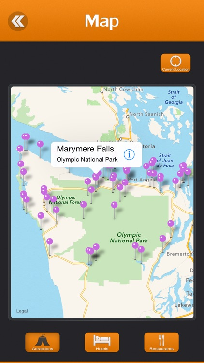 Olympic National Park Travel Guide screenshot-3