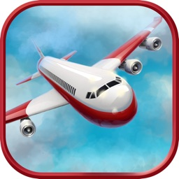 Airplane Flight: Pilot Sim 3D