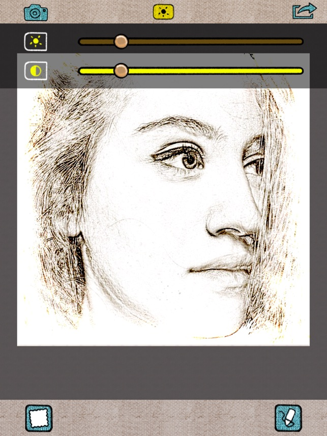 Photo Sketch – My Pencil Draw Avatar Creator Screenshot
