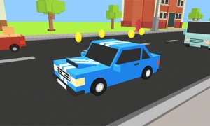 Pixel Racer Cars 3D for TV