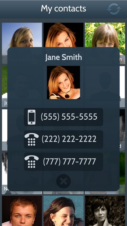 Profilepix – Contact photo sync with Google screenshot-4