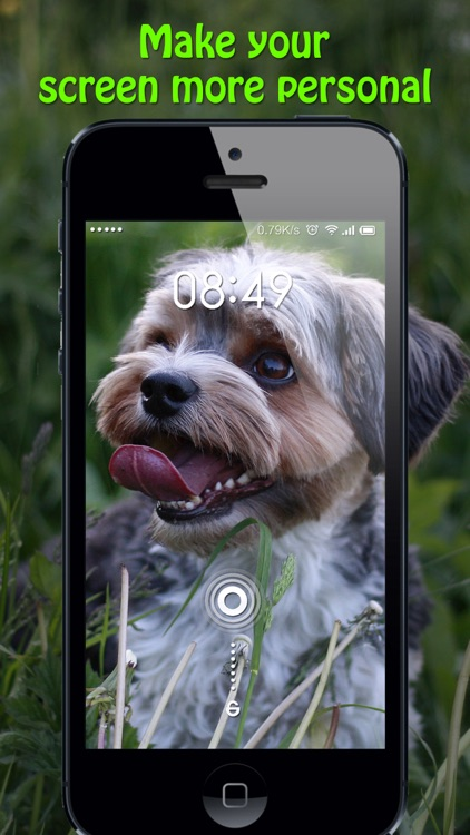 Dog Wallpapers & Backgrounds Pro - Home Screen Maker with Cute Themes of Dog Breeds screenshot-3