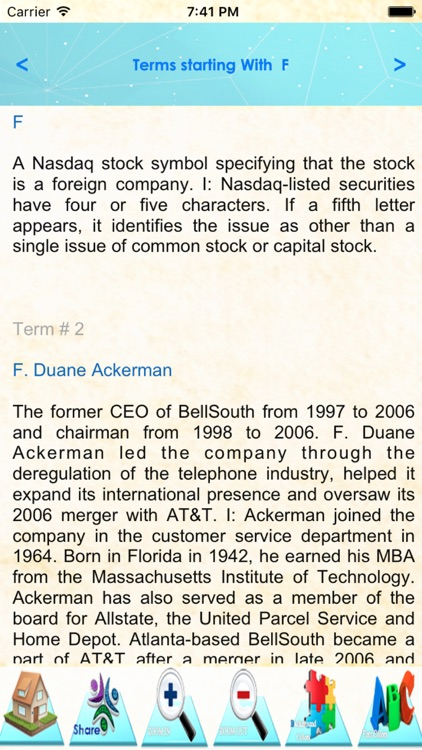Finance & Investment Encyclopedia: 8000 Terms, Concepts & Definitions screenshot-4