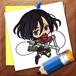 Draw Attack On Titan Version