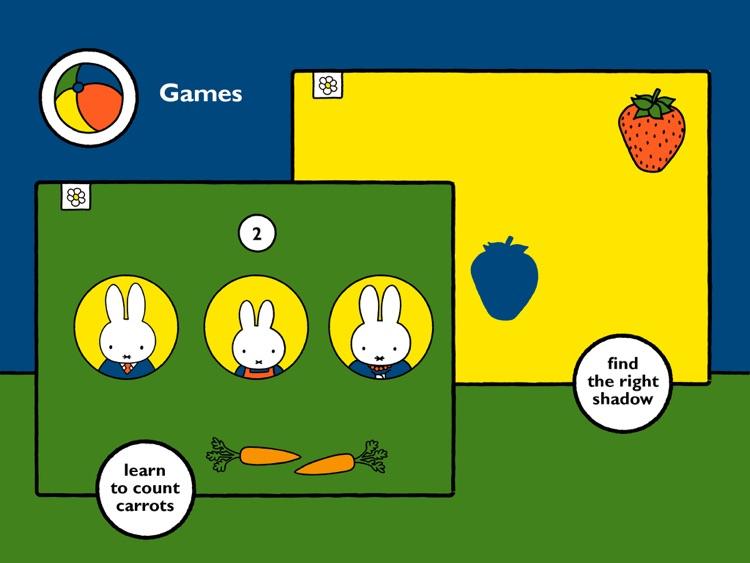 Miffy's Garden screenshot-3