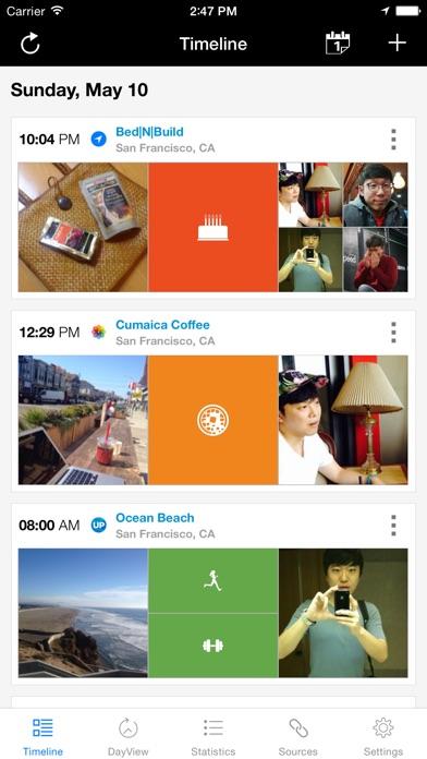 STEP - Journal for Life Screenshots