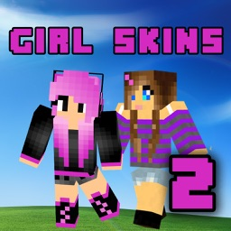 Best Girl Skins for Minecraft PE 2 Free