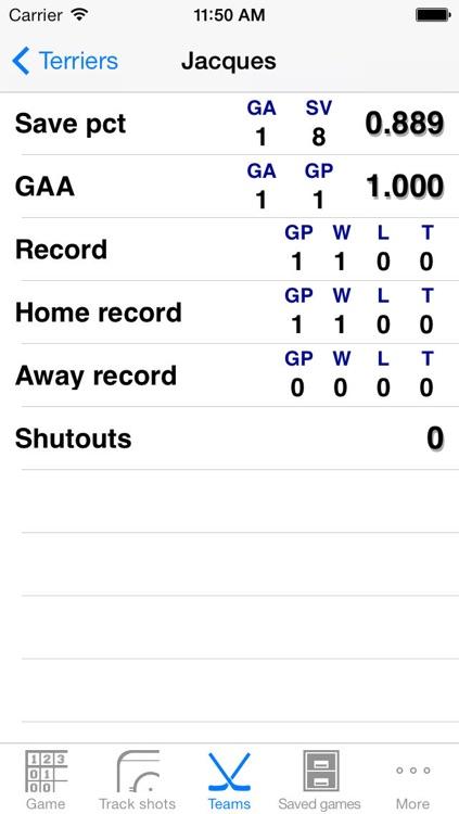 Tapshot Hockey screenshot-3
