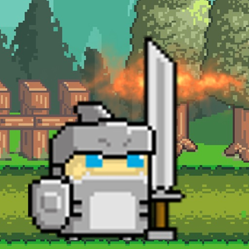Knight Battle Quest - War Game
