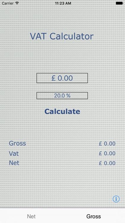 VAT Calculator UK