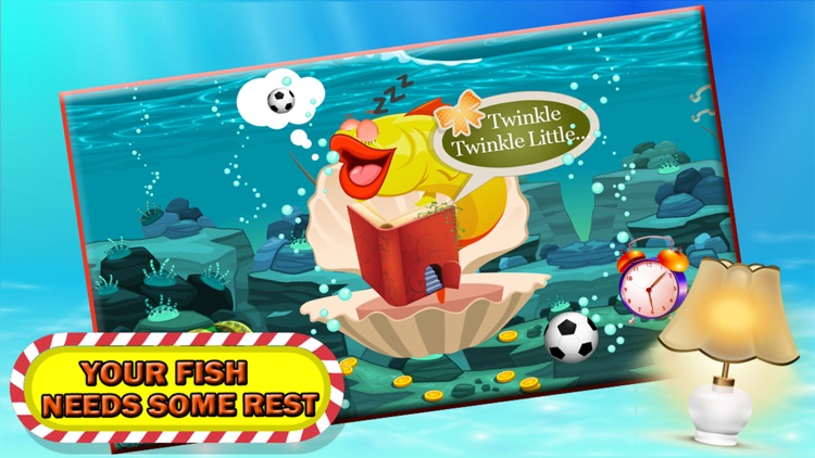Fish Adventure under water fun screenshot-4