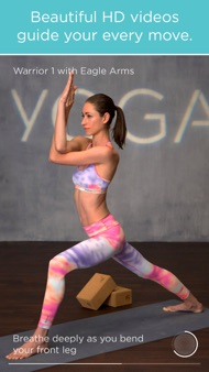 FitStar Yoga iphone images