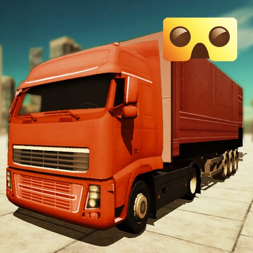 VR Truck Simulator : VR Game for Google Cardboard