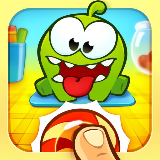 Om Nom: Candy Flick icon
