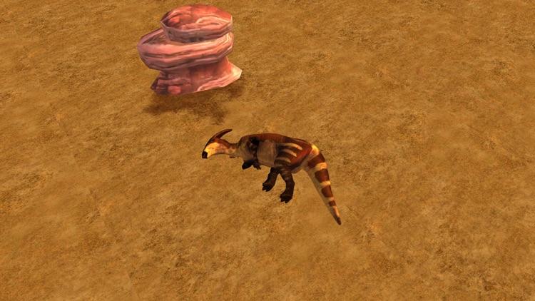 Safari Dino Shooting screenshot-4