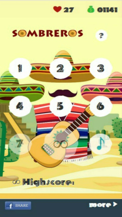 SOMBREROS the game