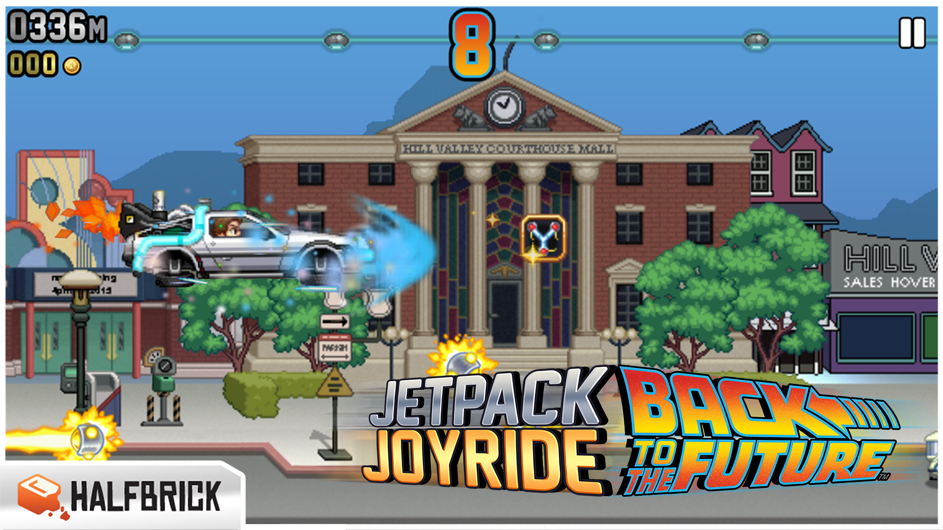 Jetpack Joyride screenshot 11
