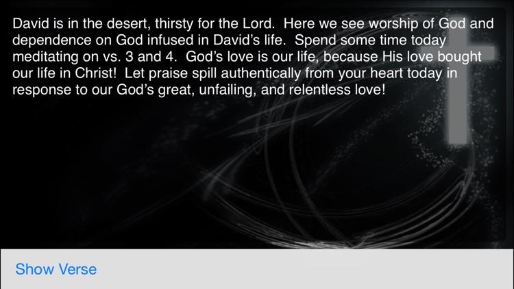 Verse-A-Day: Daily Bible Verses screenshot-3