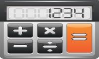 Calculator for TV & Mobile