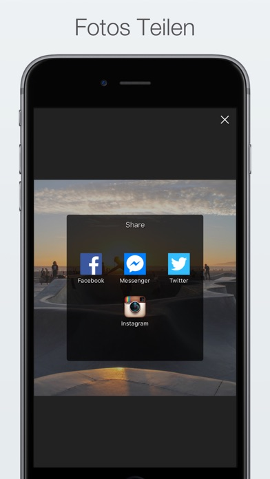 Scope - Foto Editor und Foto EffekteScreenshot von 5